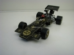 Lotus 72D Emerson Fitipaldi No.32 Winer Belgian GP 1972 1:43 Quartzo